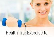 Wellness Health Tips / Health information to help you make healthy choices for disease prevention and overall good health.