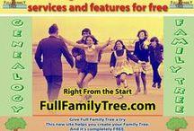 FullFamilyTree.com / FullFamilyTree.com | Free Family Tree & Family History Service