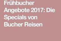 Unsere Specials / Unsere Bucher Reisen Specials! Nur für euch liebe Leute! :-)