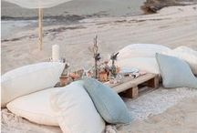 Seaside wedding Ideas / Wedding on the beach