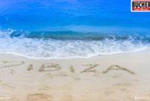 Ibiza is calling / Der Bucher Reisen Merksatz: IBIZA = Immer sonnig + Besonders strandig + Ideal erholsam + Zweifelllos eine Reise wert + Allzeit buchbar...