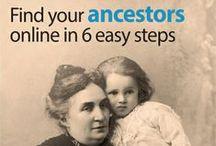 Ancestors / My Ancestors
