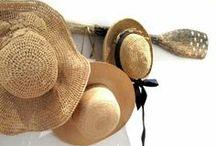 Kesä ja hatut Summer and hats