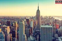 New York / Den Big Apple muss man bereist haben! Hol dir hier spannende Infos über die Stadt die niemals schläft!