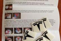 Teslarati.com - Reviewing the Model S Center Cap Tesla T Sticker / http://www.teslarati.com/reviewing-model-s-center-cap-tesla-t-sticker/