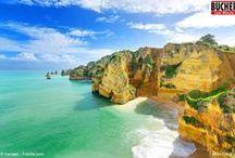 Portugal Sonne & Geschichte erleben / Madeira, die Algarve oder einen Städtetrip. Lange Sandstrände, wilde Vegetation und historische Wurzeln, in Portugal gibt es viel zu entdecken!