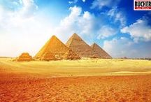 #Ägypten ✈  #Reisen / mit Bucher Reisen Urlaub im Land der Pharaonen machen - hier findest du spannende Tipps & Tricks zur Destination Ägypten