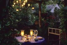 Garden | inspiration / Ideas for a perfect graden