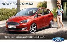 Fordy C-MAX i Grand C-MAX 2015 / Ford C-MAX zadebiutował na rynku w 2003 roku i od tego czasu sprzedał się w Europie w liczbie 1,2 mln egzemplarzy. Oferowany obecnie model drugiej generacji stanowi ponad 12 procent wszystkich aut typu MAV sprzedanych w tym roku w Europie.