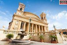 Malta - Die Geschichte des Malteser Ordens / Fantastische Buchten, viel verschiedene Kulturen und die wunderschöne Architektur machen Malta zu einer einzigartiger Insel, die entdeckt werden möchte.