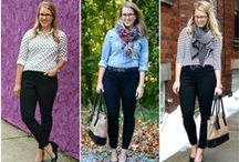 Fashion - work outfits & inspiration