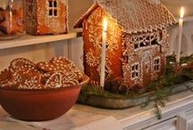 Piparkakkutaloja Gingerbread House