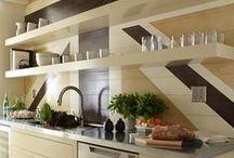 Идеи хранения и оптимизации пространства / Идеи для практичного использования домашнего пространства