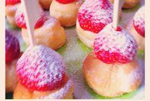 Desserts / Jammie desserts