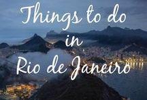 Samba in Brasilien /  Urlaub für alle Sinne. Brasilien verspricht eine unvergessliche Reise. Sommer, Strand und Karnevaaaal!