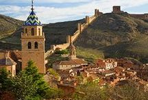 Spain - Most beautiful places / The most beautiful places in Spain/ Los lugares más bonitos de España...