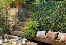 Costal Garden - / garden / house moodboard