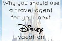 Travel - DISNEY WORLD & UNIVERSAL!