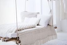 Teen Bedroom / This is where it gets a little more tricky. 13 going on 30 is a reality we have to face here. No wall murals should be in sight. Zoning is a key trick, as chancing are your Teen will use their room more like a flat than a bedroom.