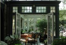 Orangery - Conservatoire -