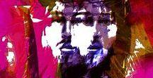 ART 2 / Peinture numérique , peinture , portraits , photos ....