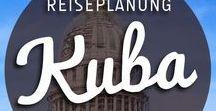 Kuba / Kuba ist ein absolutes Naturparadies! Schneeweiße Strände, unberührte Berge und alte Kolonialstädte bringen seine Urlauber zum schwärmen! Hier findest du ein paar Anregungen, um dich für deinen nächsten Kuba-Urlaub inspirieren zu lassen!