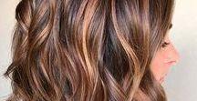 волосы / как уложить волосы, если ты рукожоп