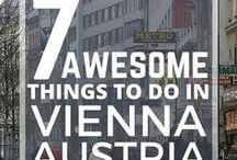 Wien / Die österreichische Hauptstadt Wien ist ein sehr beliebtes Reiseziel in Europa. Prächtige Schlösser, wunderschöne Architektur, der bekannte Prater und vieles mehr machen Wien zum perfekten Ziel für eine Städtereise ;-)