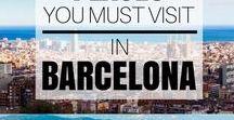 Barcelona - Katalonien / Die Hauptstadt Kataloniens hat sehr viel zu bieten. Eine herrliche Lage am Mittelmeer, ein wunderschöner Sandstrand, atemberaubende Architektur, darunter die Berühmte Sagrada Familia von Antonio Gaudi, die Flaniermeile La Rambla und viel viel mehr...