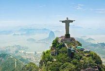 Rio, a cidade maravilhosa / by Ισαδορ Σάντα-Μαρία