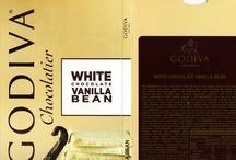 Godiva / Tablette de Chocolat Godiva