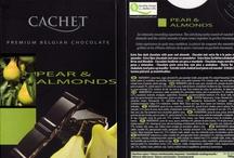 Cachet / Tablette de Chocolat Cachet