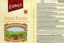 Villars / Tablette de Chocolat Villars