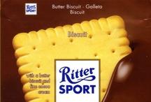 Ritter Sport / Tablette de Chocolat Ritter Sport