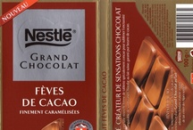 Nestlé / Tablette de Chocolat Nestlé