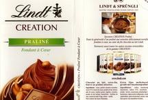 Lindt / Tablette de Chocolat Lindt