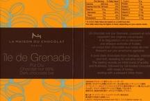 La Maison Du Chocolat / Tablette de Chocolat La Maison Du Chocolat