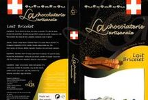 La Chocolaterie Artisanale / Tablette de Chocolat La Chocolaterie Artisanale