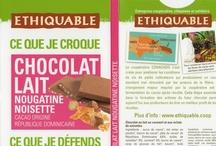 Ethiquable / Tablette de Chocolat Ethiquable