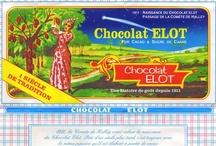 Elot / Tablette de Chocolat Elot