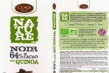 Cémoi / Tablette de Chocolat Cémoi