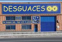 www.desguacesgv.com / Tu pieza al mejor precio. Ofrecemos los mejores motores del mercado para todo los coches.