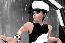 IMVU 60s inspired pictures / You can be who you want to be in IMVU