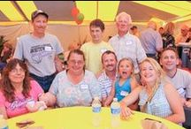 Cancer Survivor's Celebration / Save the Date & Celebrate You! June 7th, 2015 from 1–3 at Turville Bay 1104 John Nolen Drive Cancer Survivors, family members, caregivers and friends all have a lot to celebrate at our Ice Cream Social. Live music from West Side Andy, Chocolate Shoppe Ice Cream, Prizes! Join us in our beautiful new outdoor Healing Garden overlooking Lake Monona as we celebrate you! Free & open to all area cancer survivors, friends & caregivers.