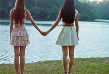 Women who love women / Lesbian Love