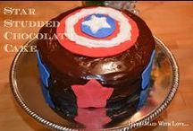Birthday Cakes & Decor / Children's Parties