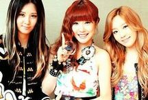 ❤ TaeTiSeo - TTS ❤ / An AMAZING sub-unit!!! They have such beautiful, powerful voices! :D #Taeyeon #Tiffany #Seohyun #TTS #TaeTiSeo / by Catherine Zeng ♡