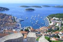 Wedding on Hvar Croatia / Hvar is one of the most beautiful Croatian islands, situated in the Adriatic Sea. With its architecture, beautiful nature and mild climate many would describe it as a true fairy-tale island.