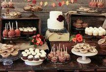 Wedding Cakes, Desserts & Beverages