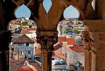 Wedding in Trogir Croatia / Trogir is one of the oldest and most exciting cities on the Croatian side of Adriatic coast. Similar to Split, its neighbor town just a short distance away, Trogir is yet another Croatian town that possesses incredible historical and architectural traditions.